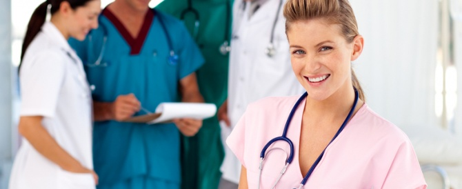 Nursing Degrees and Certifications