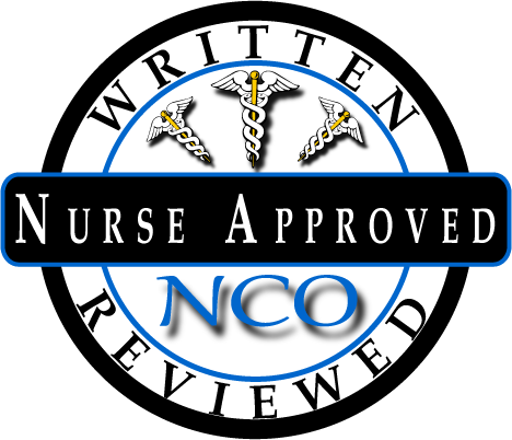 NCO Nurse Approved!