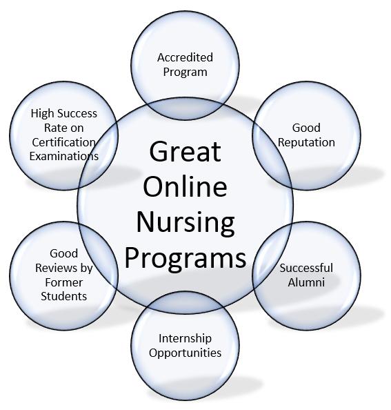 nursing programs online